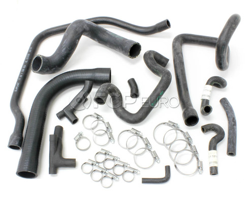 BMW Comprehensive Hose Kit (E30 M42) - Genuine BMW E30M42HoseKit