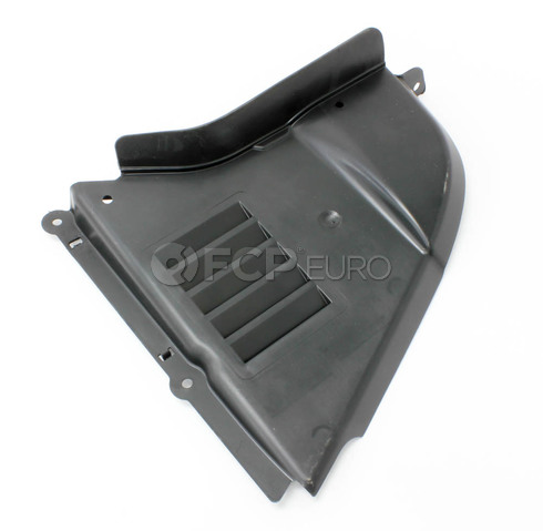 BMW Splash Guard Front Right (E60) - Genuine BMW 51717033754
