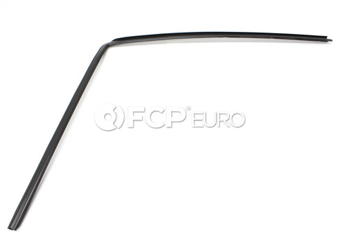 BMW Windshield Trim Front Left - Genuine BMW 51318114543