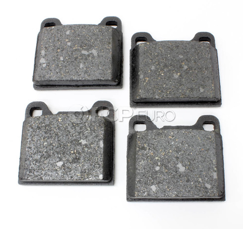 Volvo Brake Pads Rear (240 242 244 245 264 265) - Genuine Volvo 31261185