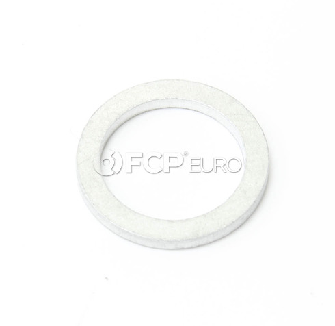 BMW Oil Drain Plug Gasket - Genuine BMW 07119963150