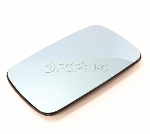 BMW Mirror Glass Heated Right - Economy 51168250439