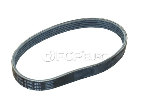 VW Audi Accessory Drive Belt - Contitech 5K491