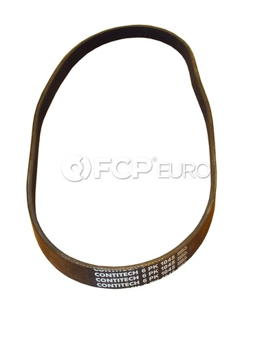 VW Audi Accessory Drive Belt - Contitech 6K1045
