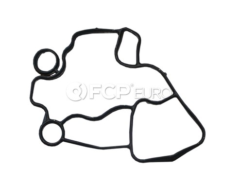 Audi VW Engine Oil Filter Housing Gasket (A3 TT Passat) - Ajusa 06F115441A