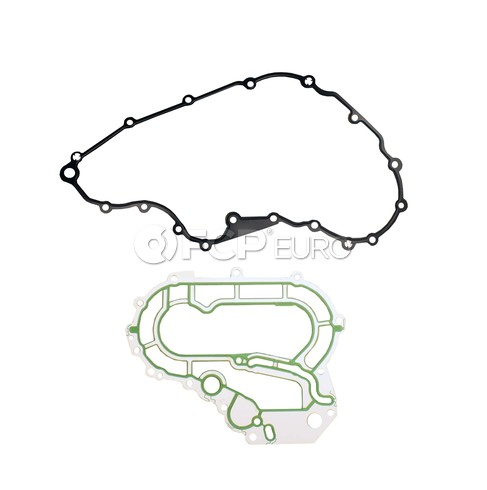 Volvo Engine Timing Cover Gasket - Ajusa 01194450