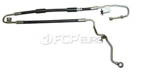 BMW Power Steering Pressure Hose - OEM Rein 32412283895