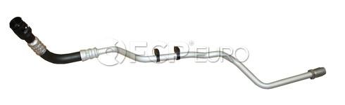 BMW Power Steering Return Hose - OEM Rein 32416763571