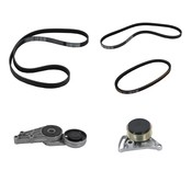 VW Audi Accessory Drive Kit - Contitech ADK0007P