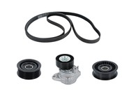 Mercedes Accessory Drive Belt Kit - Contitech ADK0009P
