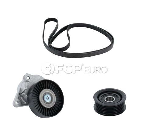 Mercedes Accessory Drive Belt Kit - Contitech ADK0011P