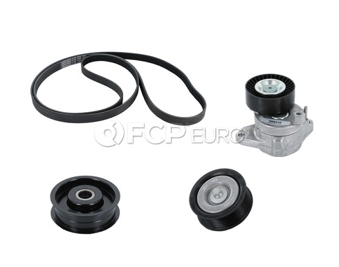 Mercedes Accessory Drive Belt Kit - Contitech ADK0012P
