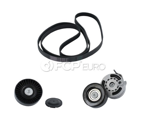 VW Audi Accessory Drive Kit - Contitech ADK0013P