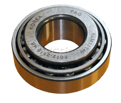 VW Audi Mercedes Wheel Bearing Rear Outer - OEM Rein CRP-BEM0037P