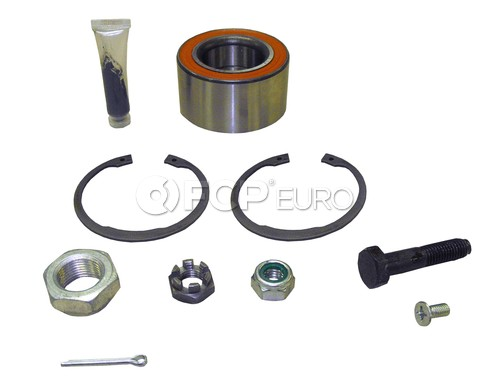 VW Wheel Bearing Kit Front (Cabriolet Scirocco) - OEM Rein CRP-BEW0011P