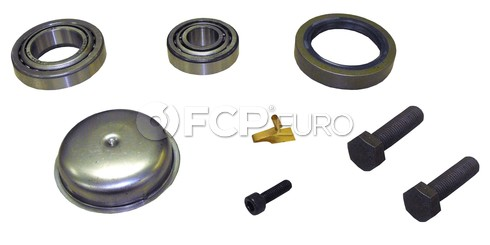 Mercedes Wheel Bearing Kit Front - OEM Rein CRP-BEW0018P