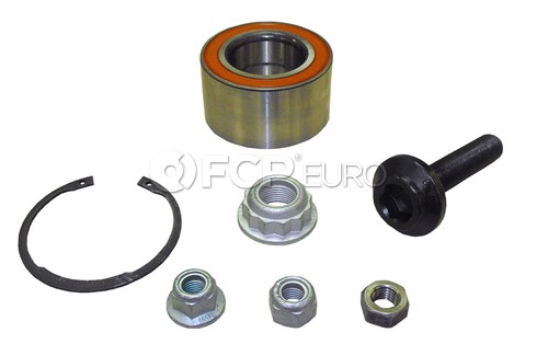 VW Audi Wheel Bearing Kit Front (Golf TT TT Quattro) - OEM Rein CRP-BEW0036P
