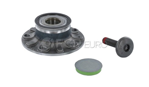 Audi VW Wheel Bearing (A3 Beetle GTI Golf Jetta Rabbit) - OEM Rein 8V0598611A