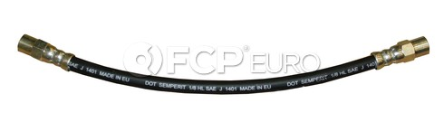 Mercedes Brake Hydraulic Hose Rear - Rein 1264280135