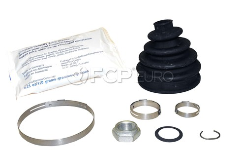 Audi VW CV Joint Boot Kit Front Outer (80 Passat 90) - Rein CRP-BKN0038R