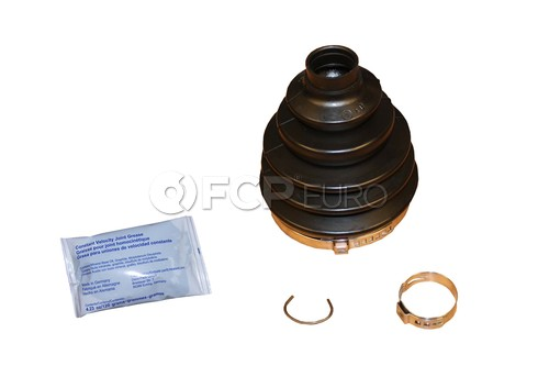 BMW CV Joint Boot Kit Front Outer (X5) - Rein CRP-BKN0108R