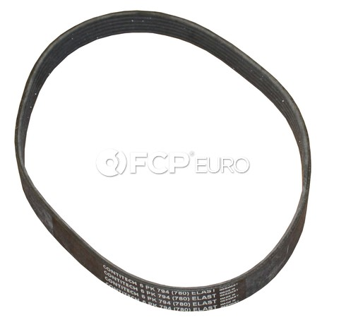 Mercedes Accessory Drive Belt - Contitech EB008
