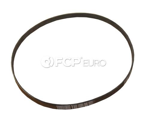 Volvo Serpentine Belt Alternator & Power Steering (S60) -  Contitech Silent Grip 30777431