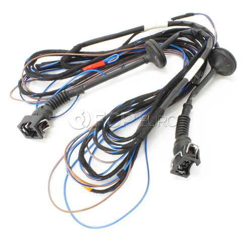 Mercedes Fuel Tank Sending Unit Wiring Harness - Genuine Mercedes 2025404113