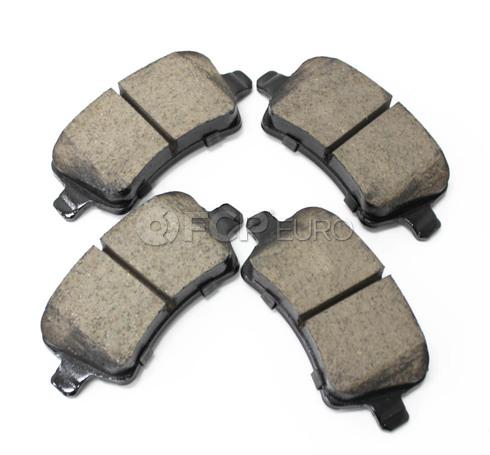 Volvo Brake Pads Rear (S60 V60 V70 XC70 S80) - Akebono 30671574
