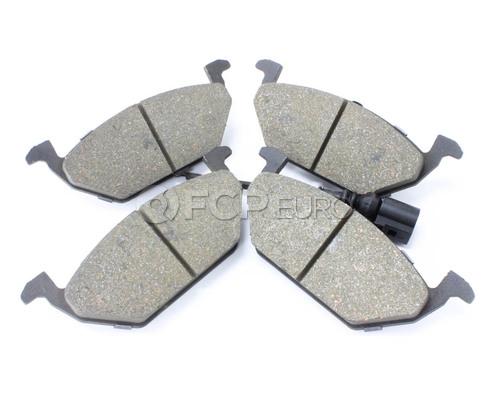 VW Brake Pad Set (Jetta Beetle Golf) - Meyle 1J0698151G