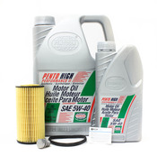 Audi VW 5W40 Synthetic Oil Change Kit - Pentosin/Hengst 5W40 SyntheticOILKIT2