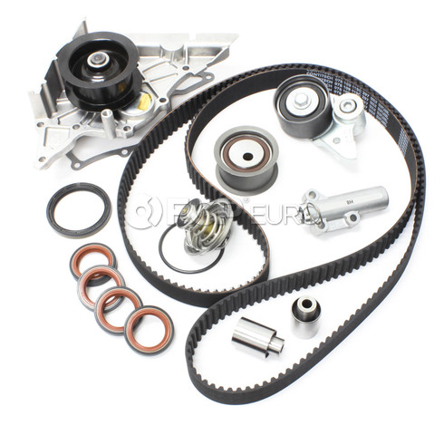 Audi VW Timing Belt Kit (A6 Quattro Touareg) - Hepu AUDIV8TBKIT-OEM