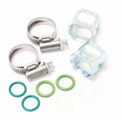 Volvo Transmission Cooling Hose Retainer Kit - 6842411
