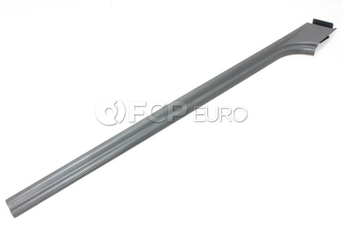 BMW Sill Strip Left (Grey) - Genuine BMW 51478187169