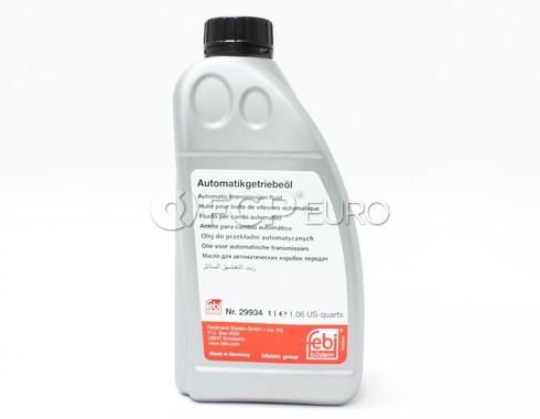 Porsche VW Volvo Auto Transmission Fluid  (1 Liter) Febi -  29934