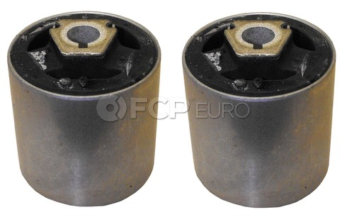 BMW Suspension Control Arm Bushing Kit Front Upper Front Lower Front (X3) - OEM Rein 31120307882
