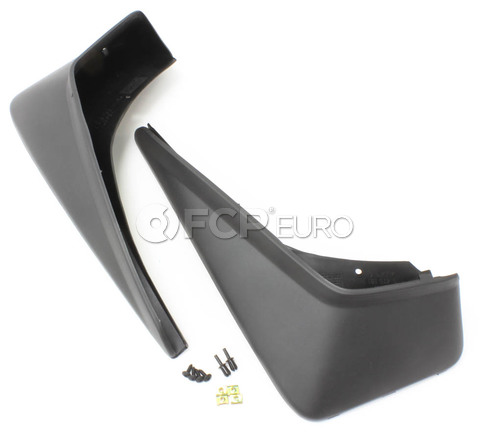 BMW Mud Flaps Set Rear - Genuine BMW 82169408656