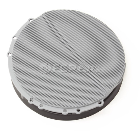 BMW Cover Loudspeaker Left (Grey) - Genuine BMW 51418224017