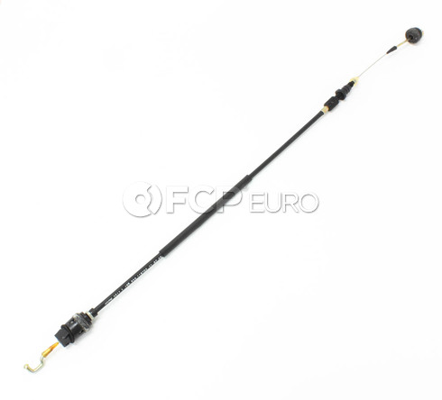 BMW Accelerator Bowden Cable (535i 735i 735iL) - Genuine BMW 35411155958