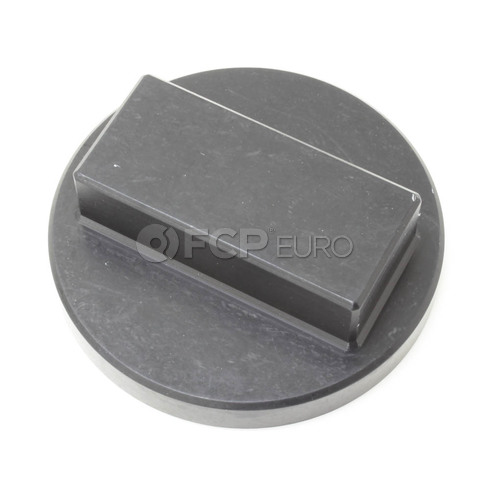 BMW Jack Pad Adapter (Black Anodized Aluminum) - 096641010