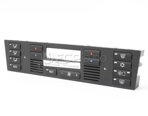 BMW Climate Control Push Button Set (E39 E53) - Genuine BMW 64118375645