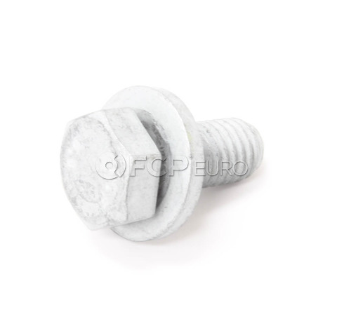 BMW Hex Bolt With Washer - Genuine BMW 33326760345