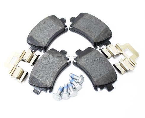 Audi VW Brake Pad Set - Textar 1K0698451L