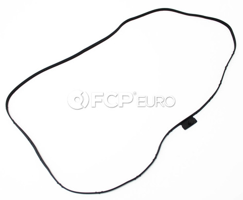 BMW Auto Trans Oil Pan Gasket - Genuine BMW 24117571204