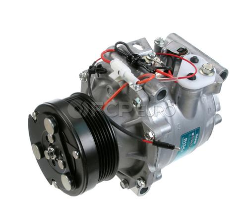 Saab A/C Compressor w/Clutch (9-3) - Behr 4635892