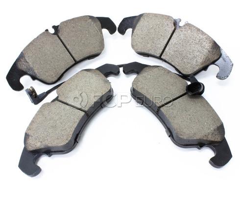 Audi Brake Pad Set - Akebono 8K0698151L