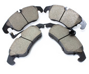 Audi Brake Pad Set - Akebono 8K0698151L