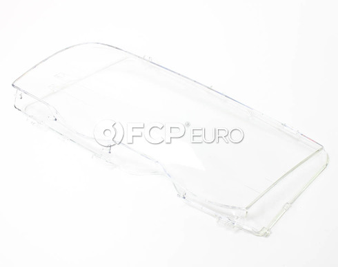 BMW Headlight Lens Left - Magneti Marelli 63128380189