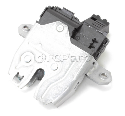 Volvo Trunk Lock Actuator Motor (S40 XC60) - Genuine Volvo 31335045