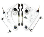 BMW 8-Piece Control Arm Kit (E46) - ZHP8PIECEKIT-L